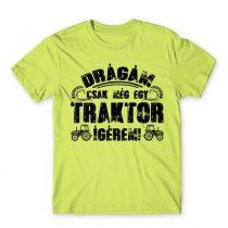 Csak még egy Traktor Póló