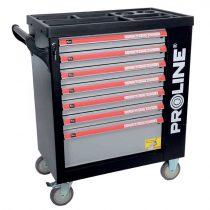 Proline szerszámkocsi 790x490x1010mm/7fiók