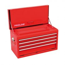 Proline asztali szerszámszekrény - 688x316x386mm/4fiók