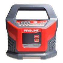 Proline akkumulátor töltő indítássegítővel - 12v / 2-6-10-15a