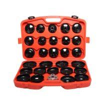 Proline tányéros olajszűrő kulcs készlet - 30 db |46887|