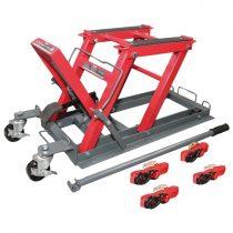 Proline hidraulikus motorkerékpár emelő - 400kg / 140-410mm