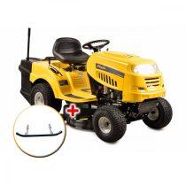 Riwall Fűnyíró traktor 92 cm, fűgyűjtővel és 6-fokozatú Transmatic váltóval PRO RLT 92 T |13AB765E623|