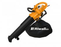 Riwall Pro elektromos lombszívó-lombfúvó REBV 3000, 3000W |EB42A1401009B|