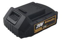 Riwall PRO RAB 220 - 20V Li-Ion akkumulátor 2Ah