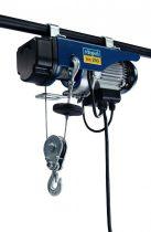 Scheppach HRS 250 elektromos drótköteles csörlő-emelő