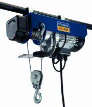 Scheppach HRS 400 elektromos drótköteles csörlő-emelő |4906905000|