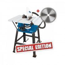 Scheppach HS 81 S Special Edition asztali körfűrész |5901311904|