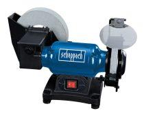 Scheppach bg 200 w száraz-nedves köszörű pro elektromos 230v |5903105903|