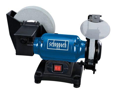 Scheppach BG 200 W Száraz-Nedves Köszörű Pro