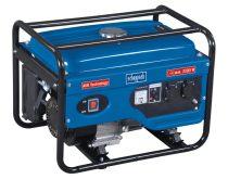 Scheppach SG 2600 2 220 w-os vázszerkezetes áramfejlesztő avr szabályozással