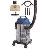 Scheppach ASP 15 ES - ipari porszívó 15 l száraz / nedves porszívózáshoz