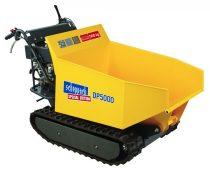 Scheppach DP 5000 - hernyőtalpas szállítógép hidraulikus billenéssel és 500 kg-os terheléssel  |5908801903|