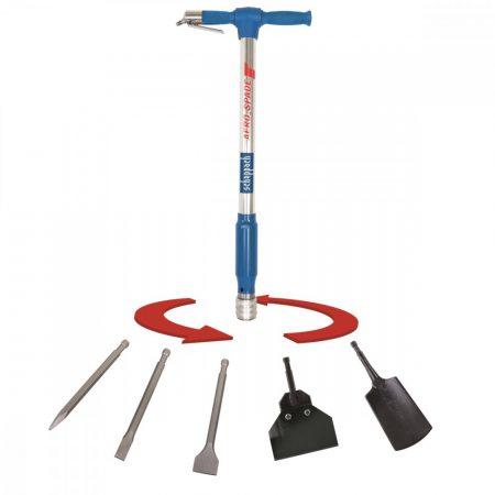 Scheppach aero 2 spade pneumatikus szerszám |5909601900|