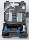 Scheppach szegbelövő/tűzőgép 2az1-ben pneumatikus szerszám |7906100715|