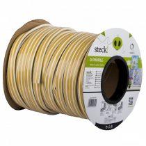 Steck ablaktömítő P profil - fehér, 100m |SAP 100F|