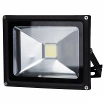 Steck LED cob fényvető, 10W, IP65, meleg fehér