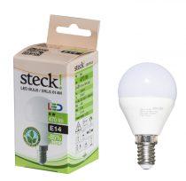 Steck LED fényforrás, 6W, E14 meleg fehér |SRLG 614M|