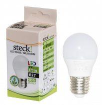 Steck LED fényforrás, 6W, E27 meleg fehér