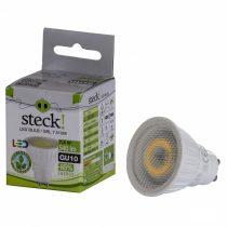 Steck LED fényforrás, 7,5W, GU10 meleg fehér