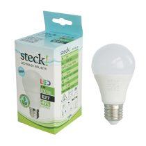 Steck LED izzó 9W, E27, 4000k
