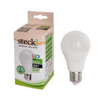 Steck LED fényforrás, 9W, E27, meleg fehér |SRL 927M|
