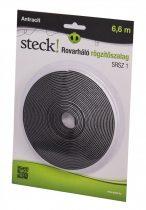 Steck rovarháló rögzítőszalag, antracit |SRSZ 1|