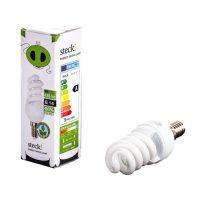 Steck energiatakarékos fénycső, full spirál 9W, E14