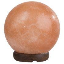 Steck himalája hegyi sólámpa csiszolt labda