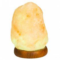 Steck himalája hegyi sókristály lámpa LED színváltó fénnyel