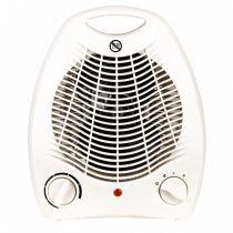 Steck ventilátoros fűtőtest, biztonsági felborulás elleni kapcsolóval |STF 01A|