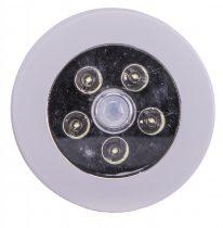 Steck öntapadó LED gardrób lámpa, mozgásérzékelővel