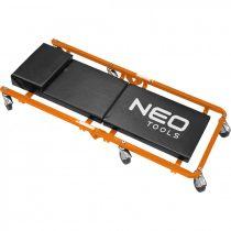 Neo szerelőágy, összecsukható, 930 x 440 x 105mm, 6,5kg