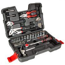 """Top Tools szerszámkészlet 1/4"""", 1/2"""" 81 db."""