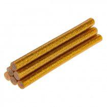 Topex ragasztópatron, arany, brokát, 6 db, 8mm x 100mm