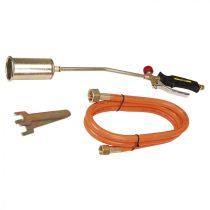 Topex gázforrasztó készlet profi, 50mm. 50cm, 1,5m.