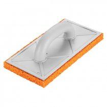 Neo műanyag simító gumiszivacsos, 18mm, 280x140mm, műanyag markolat