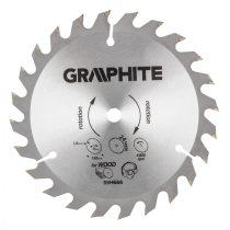 Graphite körfűrészlap 150x10, 1,6mm, z24, energy+
