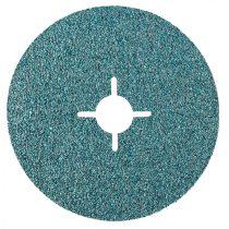 Graphite rostszálas-. fíber-csiszolókorong 3 db, 125, k40, cirkónium