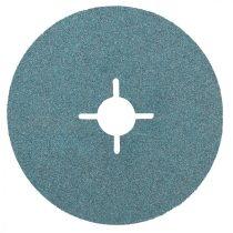 Graphite rostszálas-. fíber-csiszolókorong 3db, 125, k100, cirkónium