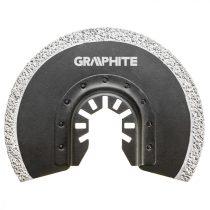 Graphite fűrészlap multifunkciós géphez, 85mm, kerámiához