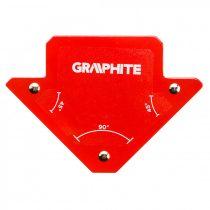 Graphite hegesztőmágnes 82x120x13mm