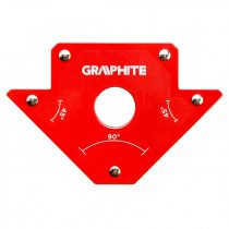 Graphite hegesztőmágnes 102x155x17mm