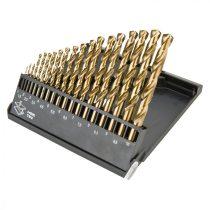 Graphite hss csigafúró készlet 1.0 - 10.0mm / 19 db