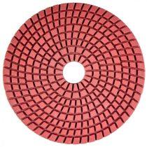 Graphite gyémánt csiszoló- és polírozókorong 125mm, k400
