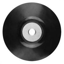 Graphite rugalmas csiszolótányér 125mm, m14 fíbertárcsához