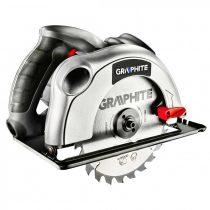 Graphite körfűrész 1200w, 185mm