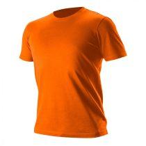 Neo póló, narancssárga, 100% pamut