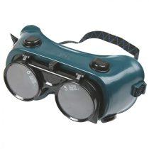 Topex hegesztő szemüveg, műanyag