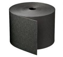 Ágyásszegély, újrahasznosított polietilénből, 15cmx10m fekete